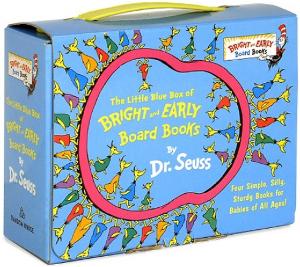target.com dr seuss little blue book