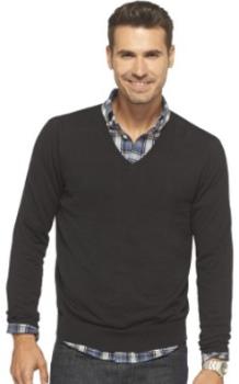 target.com men sweater