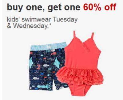 target.com swim sale