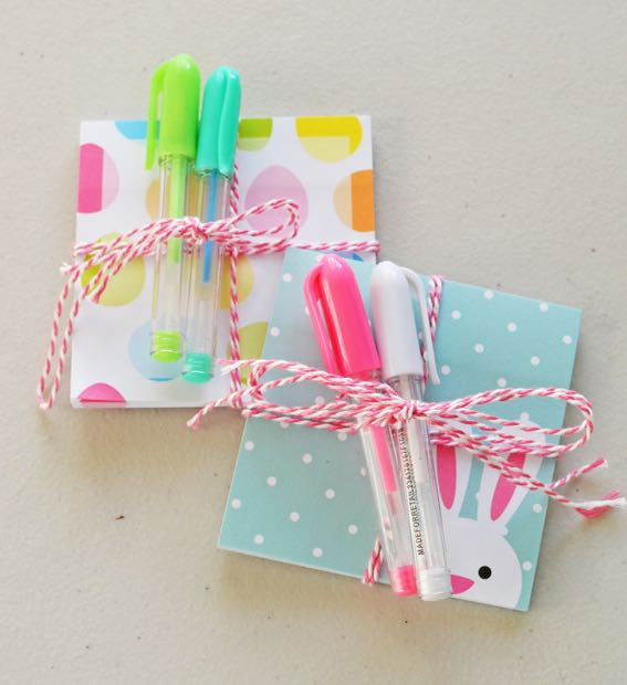 Simple easter gifts from target one spot all things target cute easter notepad pen sets negle Choice Image