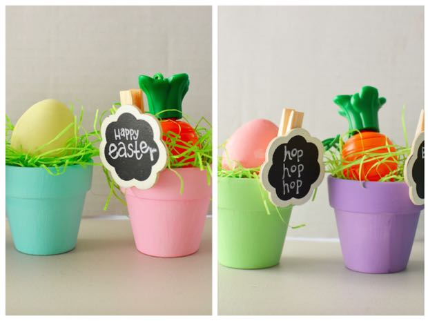 Simple easter gifts from target one spot all things target easter pots negle Images