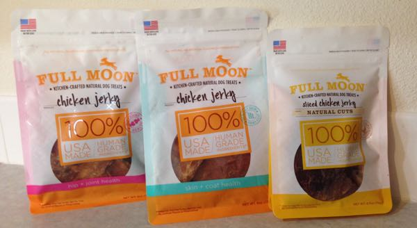 Full Moon Dog Snacks