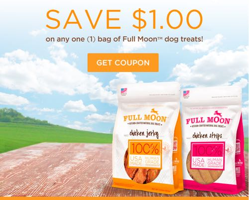 Full Moon coupon