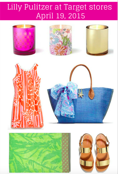 Lilly Pulitzer for Target Look Book