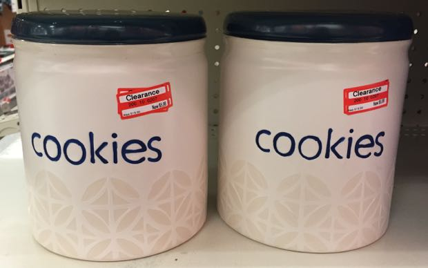 cookie canisters