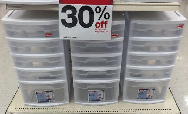 storage 30 off