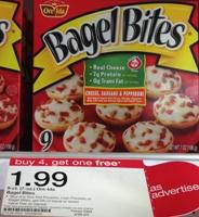 target bagel bites sm