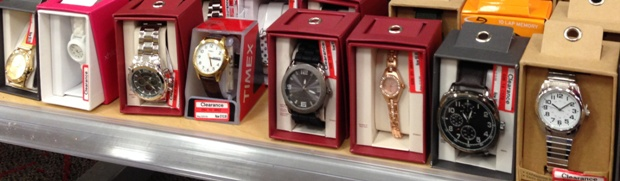 target clear watches 50