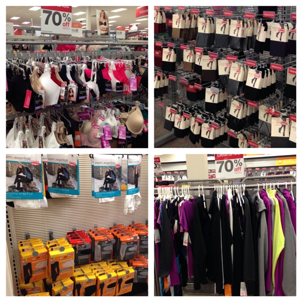 target clear womens new 70