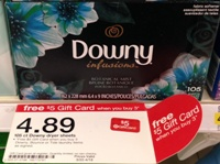 target downy sm