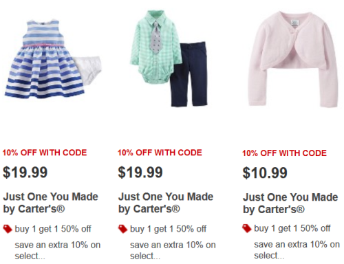 target easter clothes sale collage