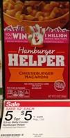 target hamburger helper sm