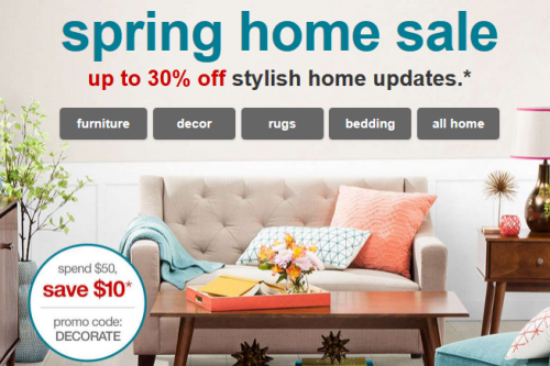 target home deal
