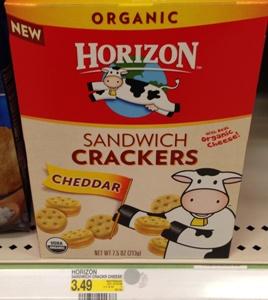 target horizon crackers