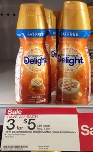 target international delight