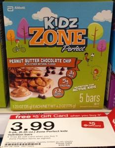target kid zone