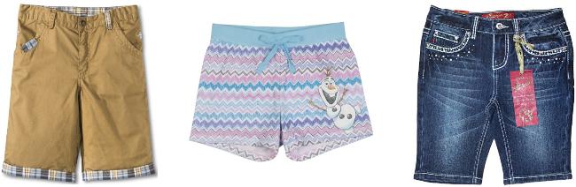target kids shorts