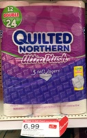 target quilted sm