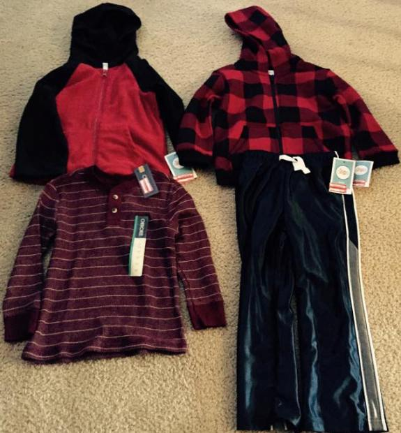 target read clear kristi 70 clothes