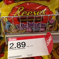 target reeses candy sm