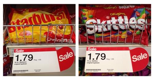 target skittles starburst candy