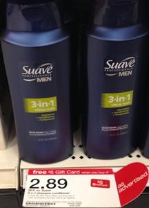 target suave men