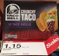 target taco bell sm