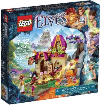target.com LEGO elves bakery