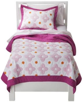 Amazing target bedding pink