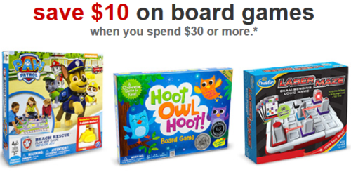 target.com board games deal