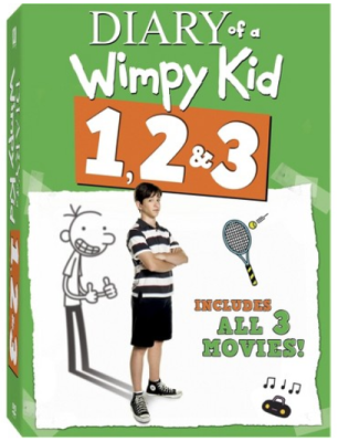target.com diary wimpy kid movie set