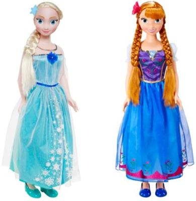 target.com frozen dolls