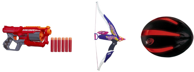 target.com nerf collage