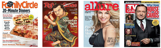 Get Popular Magazines for $1 or less per Issue