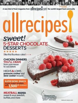 all recipes mag