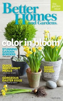 better homes and gardens mag