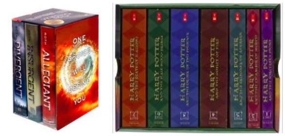Harry Potter Book Set Target : Highly rated children s books as low all things not