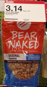 target bear naked