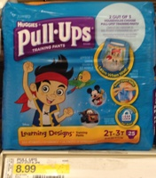 target huggies pull ups sm