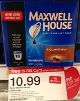 target maxwell coffee sm