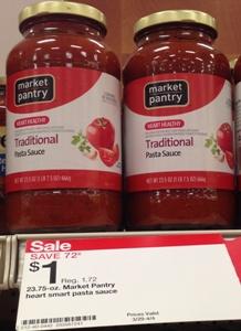 target mp pasta sauces