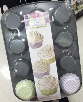 target muffin pan