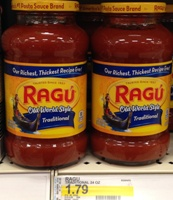 target ragu pasta sauce sm