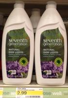 target seventh gen dish soap sm