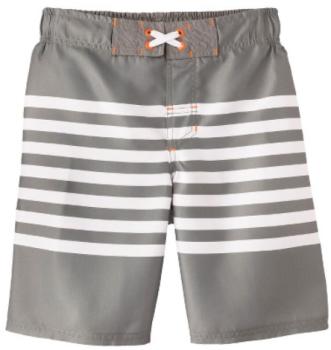 target.com boy swim trunk