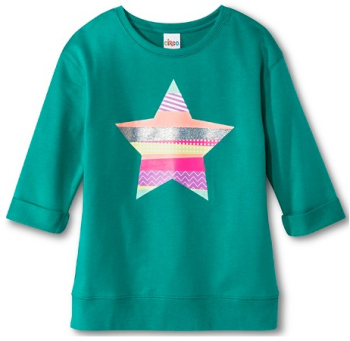 target.com girls sweatshirt