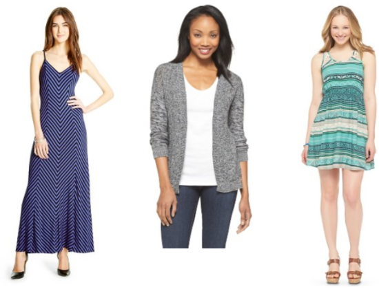 target.com women clothes collage