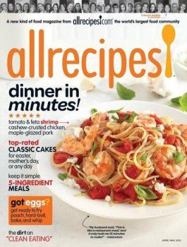 allrecipes mag