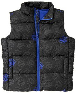 cry 8 puffer vest