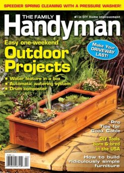 family handyman mag deal